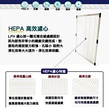 【LFH HEPA濾心+4片活性碳前置濾網】適用Honeywell HAP-16500清淨機 HAP-16500-TWN