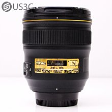 【US3C-南港店】公司貨 Nikon AF-S 24mm F1.4 G ED 定焦鏡 超廣角 大光圈 二手鏡頭 單眼鏡頭 附原廠遮光罩