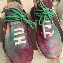 全新 Pharrell Williams adidas PW HU HOLI NMD 炫彩 綠紫 菲董