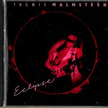 殷維馬姆斯汀Yngwie Malmsteen / Eclipse(U.S.A版)