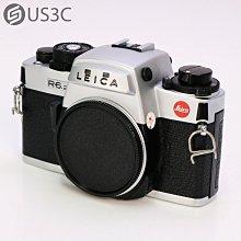 【US3C-高雄店】徠卡 Leica R6.2 底片相機 單眼相機 機械式底片相機 二手相機 手動對焦 景深預視撥桿 德國製造