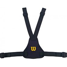 WILSON UMPIRE CHEST PROTECTOR REPLACEMENT HARNESS主審護胸替換式高級背帶