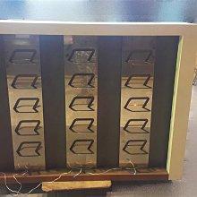 樂居二手家具 D0129DJJ 白色球鞋展示架 收納櫃 展示櫃 置物櫃 書架 仿古家具 全新中古傢俱家電 台北桃園新竹