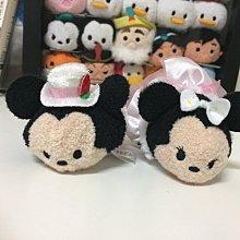 日本迪士尼商店》2周年紀念限定Tsum組合-拆售【米奇米妮】