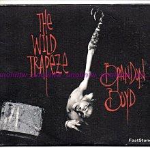 599免運CD~BRANDON BOYD【WILD TRAPEZE 狂野鞦韆】美國《重擊樂團》主唱個人英語專輯~免競標