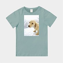T365 MIT 親子裝 童裝 情侶裝 T恤 T-shirt 短T 狗 DOG 汪星人 臘腸 臘腸狗 Dachshund