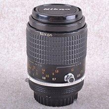 【台中品光數位】NIKON AIS 105mm F2.8 Micro手動 微距鏡 FE#55063