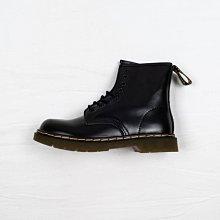 Dr. Martens 1460 8孔 黑色 硬皮 短筒 經典款 馬汀靴