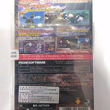 全新未拆封~有現貨 PSP 機戰傭兵:沉默戰線 攜帶版 輔15級 亞版 日文版