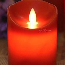 (現貨) LED仿真蠟燭 直徑 7.5公分 高20公分 紅殼/香檳殼 燈蕊搖擺 電子蠟燭 洞房 婚禮