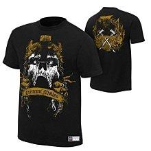 ☆阿Su倉庫☆WWE摔角 Triple H Tremble Before The Hammer T-Shirt HHH顫慄鐵鎚