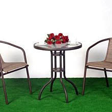 咖啡網布椅【一桌 二椅】大台中地區免運費