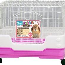 Q-nni 日式2台尺 抽屜式防噴尿擋板 寵物兔精緻套房 兔籠 貂籠 鼠籠 Q102(Q-102)每件1,880元