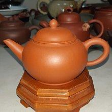 《壺言壺語》早期中國宜興款紅泥水平壺 土胎優品相優 保存完整..喜歡可議價
