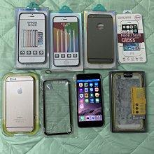 iPhone 6 plus手機原廠配備手機殼和貼膜