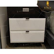 【爵品訂製家具】MF-LB-90 復刻設計師經典鋼琴烤漆床頭櫃《 專屬客制傢俱》