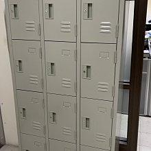 來客包包置物櫃  員工內務櫃 內務鐵櫃 鐵櫃 置物櫃 12人 15人 18人都有 有鎖(9)屏東市 廣新家具行