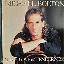 Michael Bolton~TimeLove & Tenderness,麥可波頓~時間的愛與溫柔。