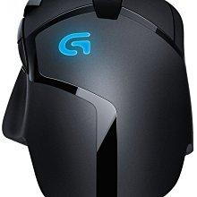 【鳥鵬電腦】Logitech 羅技 G402 Hyperion Fury 高速追蹤遊戲滑鼠 可自訂按鈕 巨集 即時切換 DPI