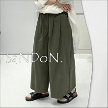 【2021山東九月號】韓國Y牌歐膩家打摺質感寬褲 YOOM SLY GUAPA 210905