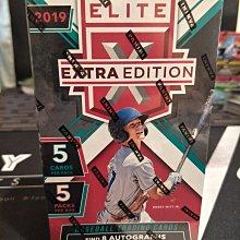2019 PANINI 棒球卡盒 ELITE系列 全新原封盒 非拆剩 可拆洋基大物