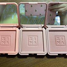 轉賣近全新 3INA 甜心濾鏡腮紅 212 奶油蜜橘 / 369 莓果西柚塔 / 504 蜜桃奶霜分售