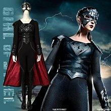 【可開發票】超女女超人第三季cos反派Reign連體衣cosplay服裝[Cos-精選]