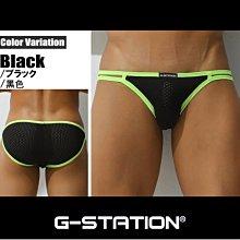 G-STATION 日本設計.【JZ23】【S.M.L.XL號】高彈面料網孔設計 低腰男三角褲 男內褲.Jn男潮內著