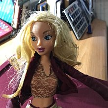 1999 Mattel doll 二手娃娃金髮31mm