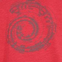 【WEEKEND】 C2H4 X NUMBER (N)INE 聯名 Musician 短袖 上衣 T恤 紅色 18秋冬