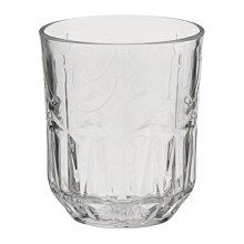 ☆創意生活精品☆IKEA SALSKAPLIG 杯子/透明玻璃/具圖案