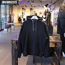 ROY潮鞋專櫃代購 專柜正品阿迪達斯adidas三葉草男子連帽套頭衫衛衣外套 GN3313