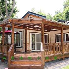 (尚霖木作工程館)  客製化小木屋 木屋 貨櫃木屋 移動木屋 移動木屋 (HB050)