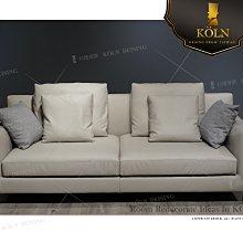 爵品訂製沙發 MF-S-137義大利平紋型半苯染皮革沙發,訂制布沙發,尺寸材質可客制化,訂制工廠《專屬客制家具》