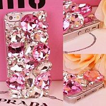 iPhone 7/ i8 4.7吋 鑲鑽 水鑽 手機殼 訂做款 滿鑽 保護殼 保護套 氣質 透明硬殼 訂製殼