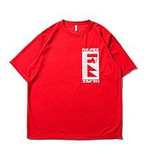 "[ LAB Taipei ] REMIX 18"" S/S ENGINEERING TECH TEE [ 紅 ]"