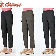 丹大戶外 荒野【Wildland】女SUPPLEX抗UV功能調節褲0A91329三色 防潑水/彈性透氣/吸濕快乾