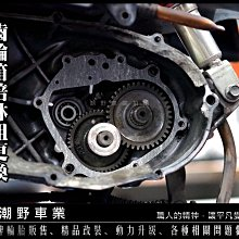台中潮野車業 完工價 各車系 齒輪箱培林更換 原廠齒輪箱培林 SKF齒輪箱培林也有喔