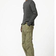 Visvim FW18 EIGER SANCTION PANTS / LT.GREEN  2號 9成新