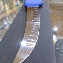 G灑鹽刀 撒鹽哥分切牛排刀/德國箭牌10吋F Dick牛排刀 ~ 分肉刀~去筋刀。。氣槽刀