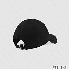 【WEEKEND】 GUCCI NY Logo Fawn 聯名 小鹿 休閒 棒球帽 鴨舌帽 帽子 黑色 538561