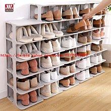 HAIXIN鞋架子簡易多層門口結實鞋柜家用宿舍省空間可疊加收納神器6671