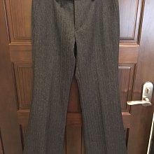 近全新專櫃真品~INDIVI深灰色西裝褲(秋冬款)前面有兩個口袋版型挺SIZE:36~台北市/新店區可面交