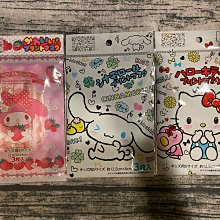 日本 美樂蒂/kitty/大耳狗 幼童 平面 口罩 3入/袋