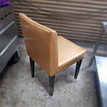 高雄 二手 椅子 餐飲 桌椅 皮椅 家具 清倉賠售 家具 優惠 自取免運 東東-編號B170901005