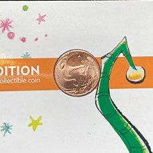 澳洲紀念幣 2019年 Mr Squiggle 一冊共7枚 Woolworths 經典童話 卡通 / WWS 硬幣 錢幣 特殊幣 流通幣 澳大利亞