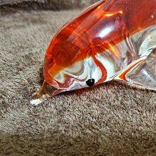 《福利賠售價》↘️精美琉璃 鯨魚藝品