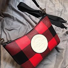 COACH 1551 5483 新款Dempsey腋下包 帆布半月包 單肩包 斜挎包 手提包 時尚女包