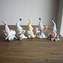 優生活~W2162出口歐洲色土工藝陶瓷手工制作精靈寶寶裝飾擺件/家居禮品