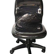 【樂居二手家具】全新 二手家具 家電買賣 EA1509Fj*全新黑色透氣OA辦公椅* 洽談椅/等待椅/會議椅/電腦椅